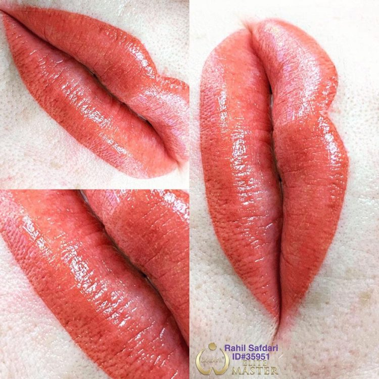 master lip contouring Biotouch Academy Rahil